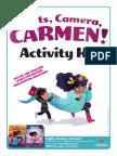 Lights Camera Carmen Activity Kit