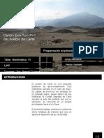 Centro Ecoturistico Pueblo de Caral