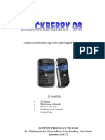 Makallah Blackberry OS