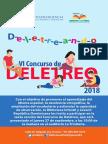 VI Concurso de Deletreo 2018