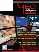 GeoIntelligence July August 2010