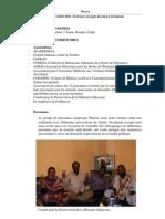 Rapport Thawra Juillet 2010. Territoires occupés du Sahara Occidental