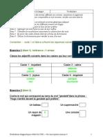 Evaluation Diagnostique Livret Enseignant CM2 Francais 14 Juin 2010