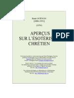apercus_esoterisme_chretien