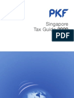 Singapore Tax Guide 2009