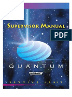 Hobart Quantum Manual