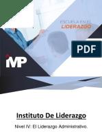 instituto                                                                                 de                                                                                 liderazgo                                                                                 iv