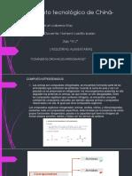 compuestos                                                                                 nitrogenados                                                                                                                         (                                        aminas                                        ,                                                                                 amidas                                        ,                                                                                 nitrilos                                        )