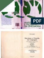 bakhtin.                           marxismo                           e                           filosofia                           da                           linguagem