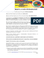 carta         publica         al         presidente         de         la         republica         caso         aumento         1         de         septiembre         2018