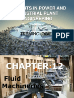 Chapter 12 - Fluid Machineries