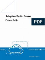ZTE UMTS UR15 Adaptive Radio Bearer Feature Guide_V1.1