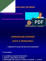 Comunicare Interna