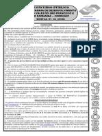Assistncia Tcnica e Extenso Rural Prova i _manh_ - Preta
