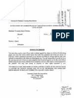 MT Lawsuit Against Kabel