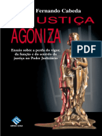 CABEDA, Luiz F. A justiça agoniza.pdf
