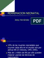 47 Reanimación neonatal y pediátrica.ppt.pps