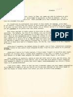 Lettre aux parents, décembre 1937