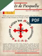 REVISTA MARTINÈS DE PASQUALLY - PRIMEIRA EDIÇÃO.pdf