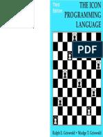 Icon Programming Language, 3rd Edition