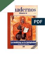 Revista Cuadernos Historia 16 - Ch010 - La Medicina en La Antiguedad