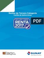 Rentas de Tercera Categoría - Cartilla de Instrucciones.pdf