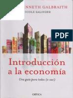 Introducción a la economía - John Kenneth Galbraith.pdf