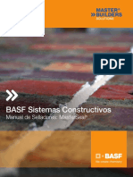 BASF Manual Selladores MasterSeal