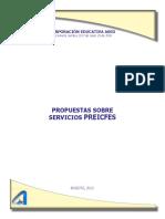 Propuestas Preicfes 2013