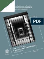 Cpi Sistema Carcerario Relatório Final