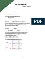 4 Coordenograma Disjuntor