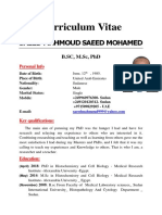 Curriculum Vitae 28-8-2018 Saeed