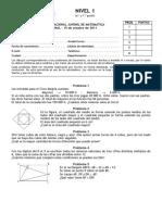 Olimpiada de Matemáticas del Paraguay