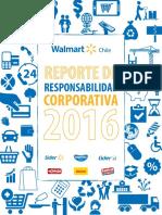 Reporte WalmartChile 2016