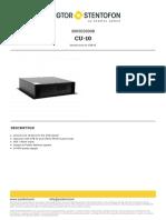 3005020008_CU-10 Central Unit-1