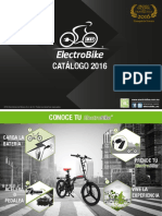 Electrobike Catalogo