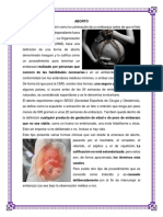 Aborto Denisse