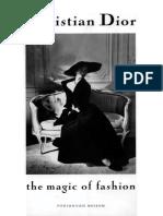 Christian Dior - the magic of fashion.pdf