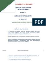 Clase Nº 5. Procesamiento de Minerales (Extracción por Solvente).pdf