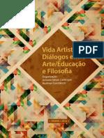 3a76c885c9a Vida Artista  Diálogos entre Arte Educação e Filosofia