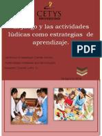 Antología la ludica y el juego en la educación