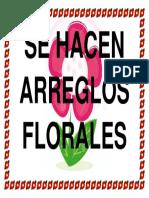 Se Hacen Arreglos Florales
