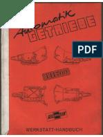 TH700R4 Werkstatt Handbuch