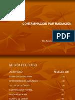 Tema 1 Contaminación Radiación