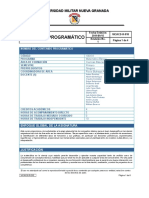 Programa Mat. Basica 2012 - II