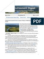 Pa Environment Digest Sept. 3, 2018