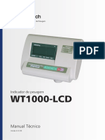 Indicador Wt1000lcd Manual
