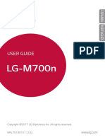 MANUAL LG Q6