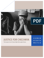 Justice for Chechnya 2