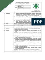 8.2.5.1 Identifikasi Dan Pelaporan Kesalahan Pemberian Obat Dan Knc